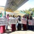 Soal Penistaan Agama, HMI Demo di Kantor DPRD Sula yang Sepi