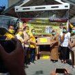 Golkar Salurkan 100 APD untuk RSUD Rujukan Covid, Chasan Boesoirie