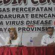 Waspada, Transmisi Lokal Covid-19 di Maluku Utara Capai 5 Orang