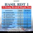 Rapid Test: 9 Reaktif Akan Jalani Swab Corona, 246 Orang Diperiksa Ulang