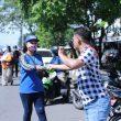 2.500 Masker Dibagikan Gugus Tugas Covid-19 Kota Ternate