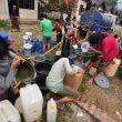 Setahun, Warga Tiga Desa di Loloda Antre Mandi Berjam-jam