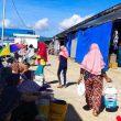 Hendrata Janjikan Tempat untuk Pedagang Ikan Musiman