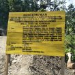Lahan Warga Belum Dibayar, PT TUB Sudah Kantongi Izin Produksi