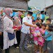 LSM Buku Bandera Bagi-bagi ATM kepada Anak Usia Sekolah