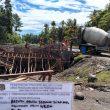 Agustus, PUPR Malut Jaminkan Pembangunan Jembatan Akekolano Selesai