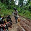Jalan Lumpur Senilai Rp 11,5 Miliar di Kepulauan Sula Membahayakan Warga