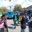 DPC PKB Kepsul Bagi 3000 Masker di Kota Sanana