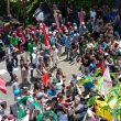 Protes Omnibus Law di Sula, Ketua DPRD Tegaskan Partainya Tidak Terlibat Pengesahan