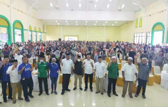 724 Orang Ikuti Pembekalan Saksi Yamin-Ada
