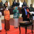 Resmi Dilantik, ini Sejumlah Nama Baru Anggota DPRD Halmahera Barat