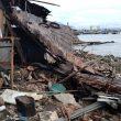 Gelombang Tinggi, Puluhan KK di Halmahera Barat Mengungsi