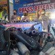 Polres Ternate Musnahkan 504 Knalpot Racing