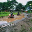 Waspada, Jalan di Kawasan Pemerintahan Halmahera Barat Penuh Lubang