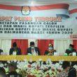 JUJUR Resmi Ditetapkan sebagai Pemenang Pilkada Halmahera Barat