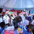 Pedagang di Kawasan Gamalama Direlokasi ke Pasar Kie Raha Ternate