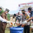 Polda Maluku Utara Musnahkan Ribuan Miras Hasil Operasi Pekat 2021