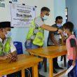 Jelang Lebaran, Harita Nickel Santuni Anak Yatim di 8 Desa