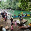 Kawasan Wisata Alam Bokimaruru di Halmahera Tengah Padat Pengunjung