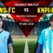 BWS FC Vs KNPI 1922, Laga Pelipur Dahaga Sepakbola Maluku Utara