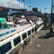 1 Speedboat Rute Ternate – Pulau Makian Sarat Muatan Ditahan
