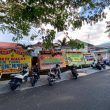 Tahan Koruptor, Kantor Kejati Maluku Utara Dipenuhi Karangan Bunga