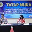 Kinerja Polda Maluku Utara selama Pandemi COVID-19 Diapresiasi Kompolnas