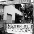 Pemprov Maluku Utara Meniadakan Peribadatan di Zona Ini