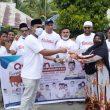 Pemuda Muhammadiyah Maluku Utara Salurkan Daging Kurban