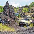 Menelusuri Batu Angus, Bekas Lava Letusan Gamalama, Ternate