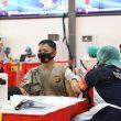 Polres Ternate Target Sehari Ratusan Orang sudah Divaksin Corona