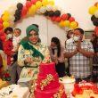 Rayakan Ulang Tahun Ke-37, Bupati Perempuan Pertama di Maluku Utara Bersedekah
